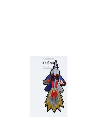 Macon & Lesquoy Broş Renkli